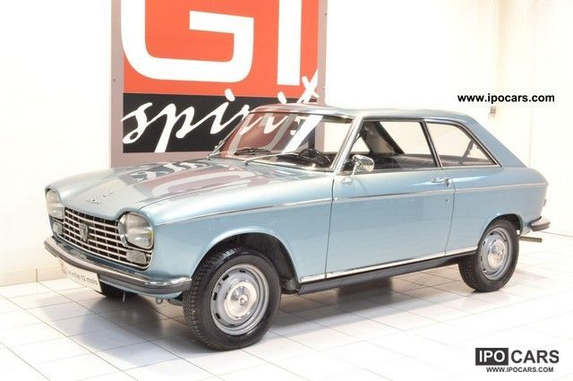 Peugeot  Coupe 1970 Vintage, Classic and Old Cars photo