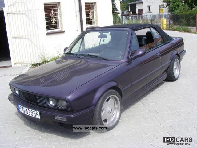 1993 BMW  318 1.8 convertible 112km / lgaz Cabrio / roadster Used vehicle photo