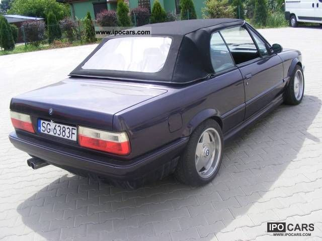 bmw 1993 1.8