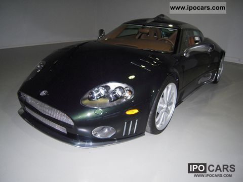 2009 Spyker  C8 Laviolette Sports car/Coupe Used vehicle photo
