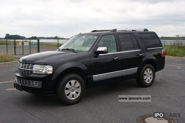 2009 Lincoln  Navigator VOLLAUSSTATTUNG Off-road Vehicle/Pickup Truck Used vehicle photo