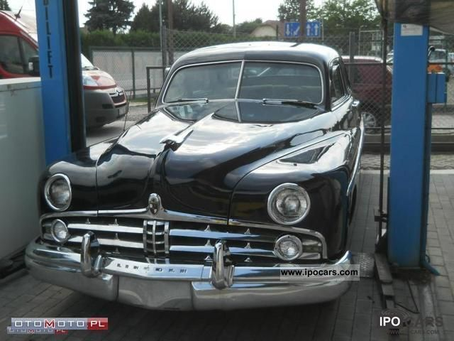 1949 Lincoln  inny HIT DLA KONESERA Limousine Used vehicle photo