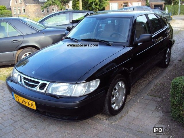 Saab  9-3 2.0 T airco 2012 Liquefied Petroleum Gas Cars (LPG, GPL, propane) photo