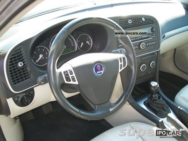 2007 Saab 9 3 Sport Hatch 19 TiD DPF Balance Estate Car Used Vehicle Photo