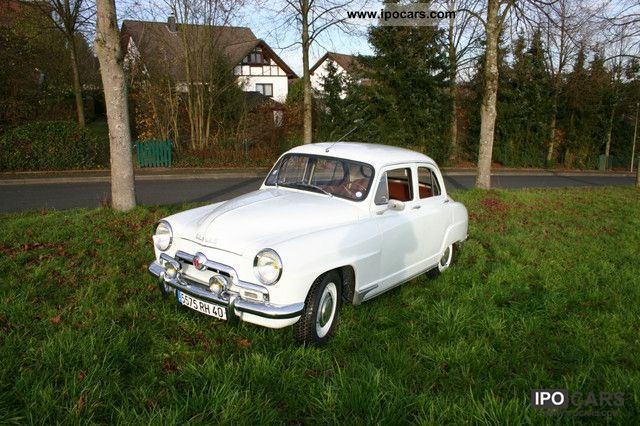 Talbot  Simca Aronde 9 1952 Vintage, Classic and Old Cars photo