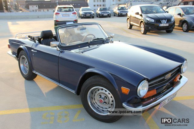 Triumph  fully restored Classic Data 2 + perfect car 1974 Vintage, Classic and Old Cars photo