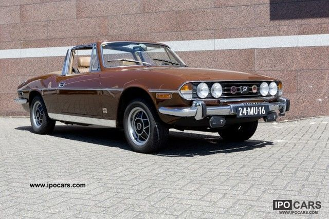 Triumph  Stay 1976 Vintage, Classic and Old Cars photo