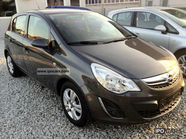 2011 Opel Corsa 1 2 C Mon Climate Cruise Control Lmf