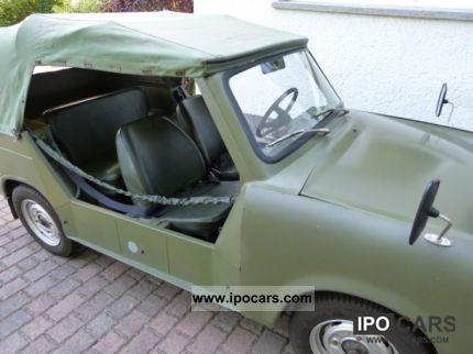 Trabant  Original bucket 1978 Vintage, Classic and Old Cars photo