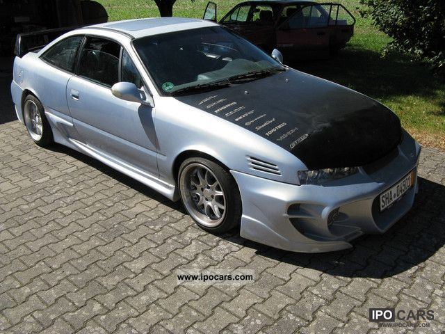 Opel  Calibra 2.0 16V extreme tuning 1991 Tuning Cars photo