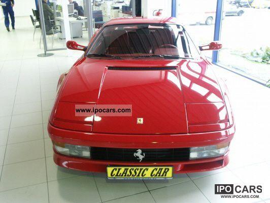 1990 Ferrari F110 Car Photo And Specs