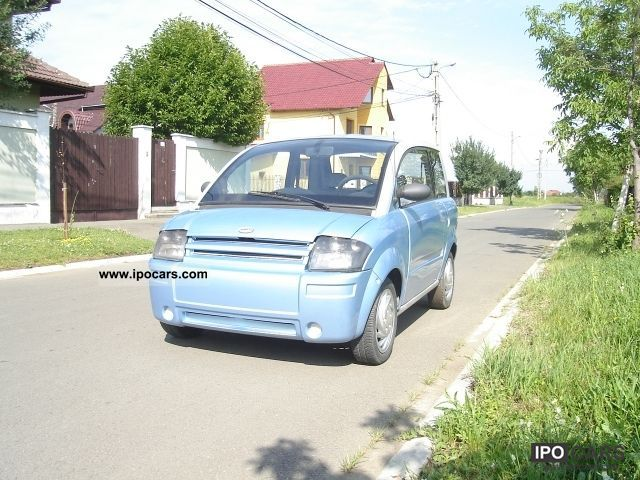 2007 Aixam  City Small Car Used vehicle photo