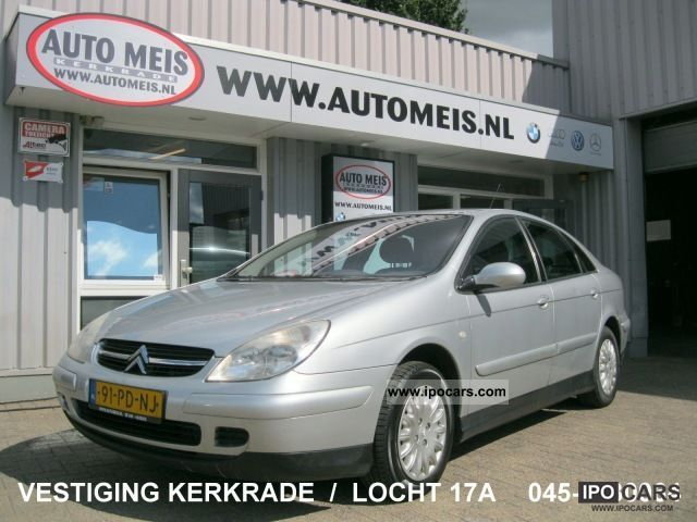 Citroen  C5 1.8I 16V HB LPG G3 2004 Liquefied Petroleum Gas Cars (LPG, GPL, propane) photo
