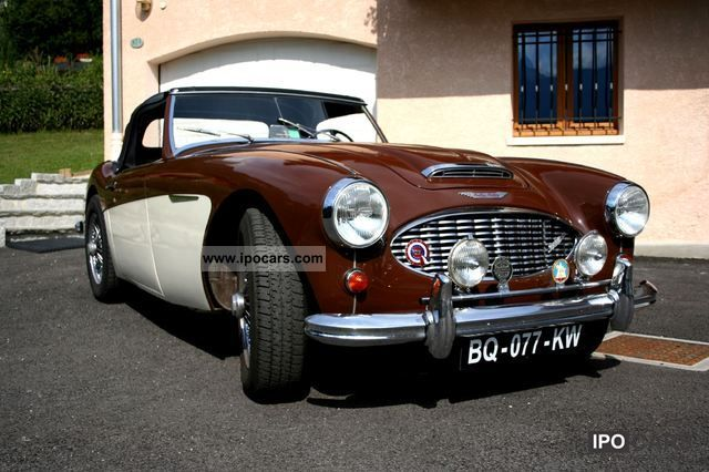 Austin Healey  3000 MK2 - HBT7 1961 Vintage, Classic and Old Cars photo