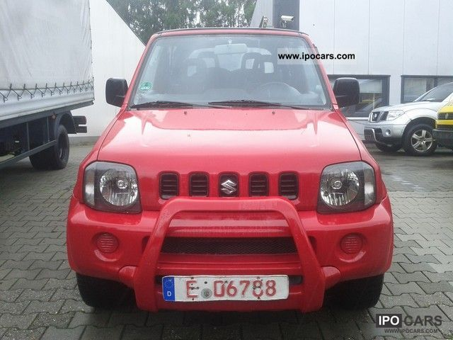 2005 suzuki jimny cabrio club santana 82 tkm euro 4 car photo and specs. Black Bedroom Furniture Sets. Home Design Ideas