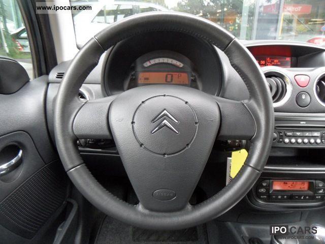2009 Citroen C3 1 6 16v Exclusive Sensodrive 5dt Car