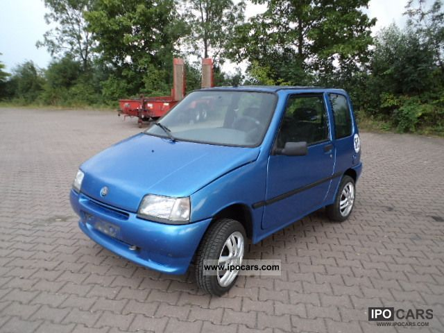 2003 Ligier  BELLIER Small Car Used vehicle photo