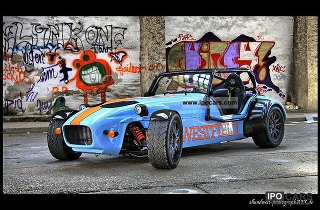 2011 Westfield  Sport Turbo Special Cabrio / roadster Demonstration Vehicle photo
