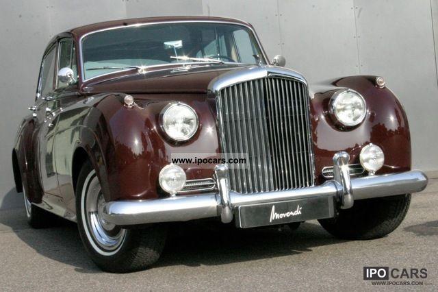 1962 Bentley  S 2 Mulliner LWB LLBB19 Limousine Classic Vehicle photo
