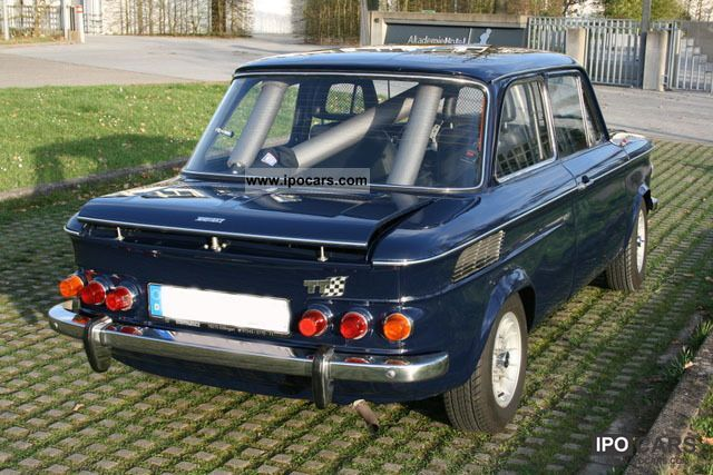 NSU  NSU TT 1970 Vintage, Classic and Old Cars photo