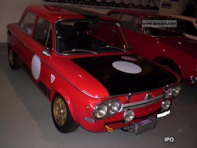 1971 NSU  Prinz 1000 TTS / Topzustand Sports car/Coupe Classic Vehicle photo