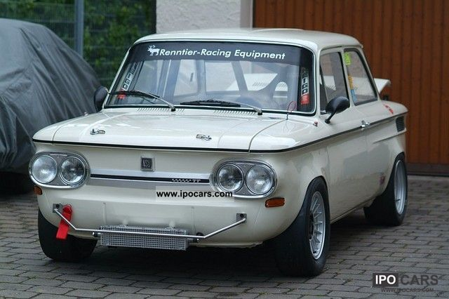 NSU  TT racer 1971 Race Cars photo