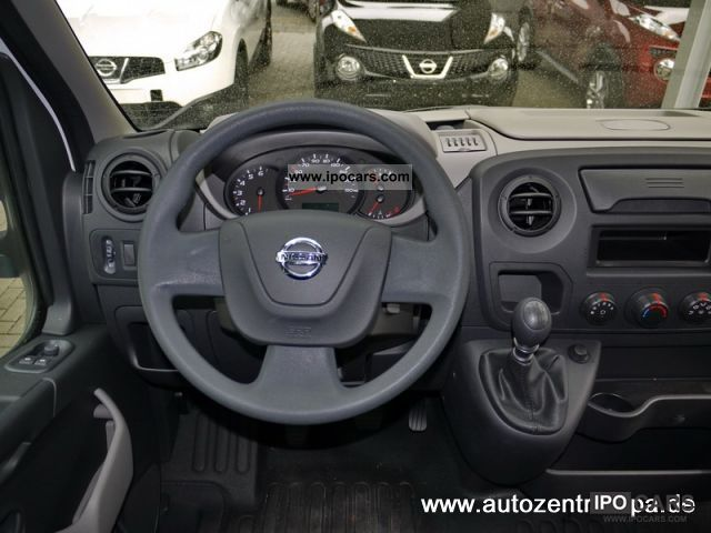 2012 Nissan Nv400 L1h1 Car Photo And Specs