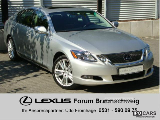 Lexus  GS 450h Luxury - sunroof, navigation system, leather 2009 Hybrid Cars photo
