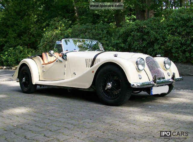 2009 Morgan  4/4 Sport Cabrio / roadster Used vehicle photo