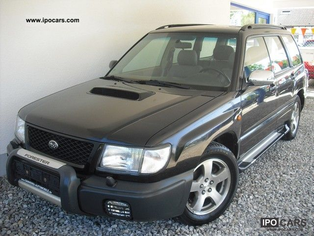 Subaru Forester Off Road >> 1999 Subaru FORESTER TURBO 4x4 OFFROAD ** ** AIR = LEATHER = GSD = AHK - Car Photo and Specs