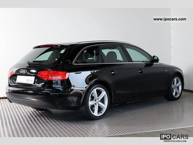 2009 Audi A4 Avant 20 Tdi Related Infomationspecifications Weili
