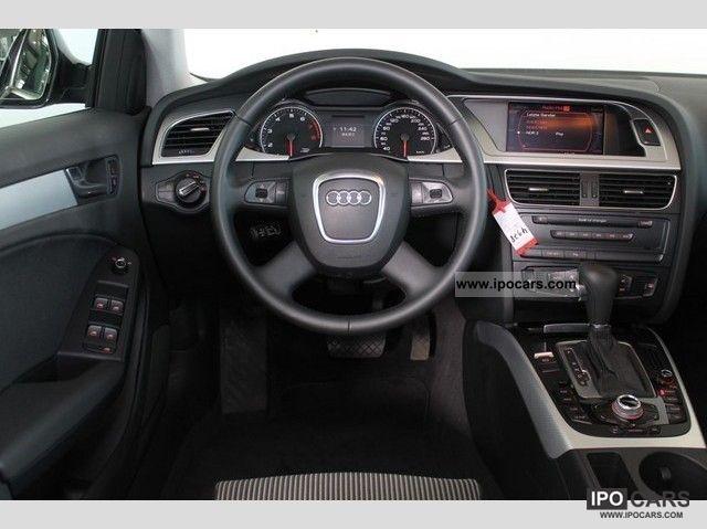 2009 Audi A4 Avant 2 0 Tfsi Ambition Multitronic Navi Xeno