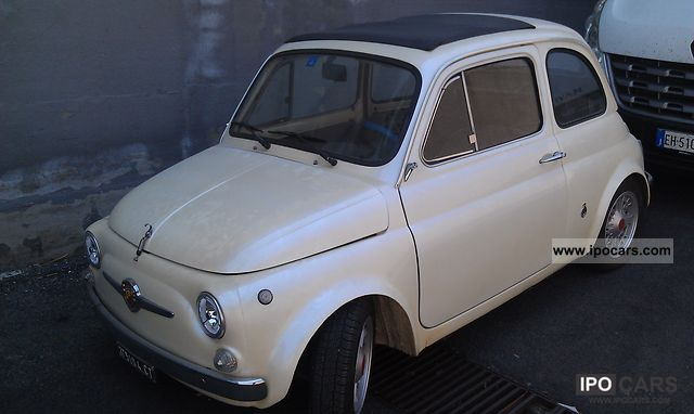 Abarth  500 R 1975 Vintage, Classic and Old Cars photo