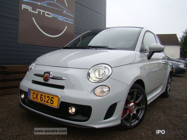 2012 Abarth  500 C 1.4 T-JET 140 BVR Cabrio / roadster Used vehicle photo