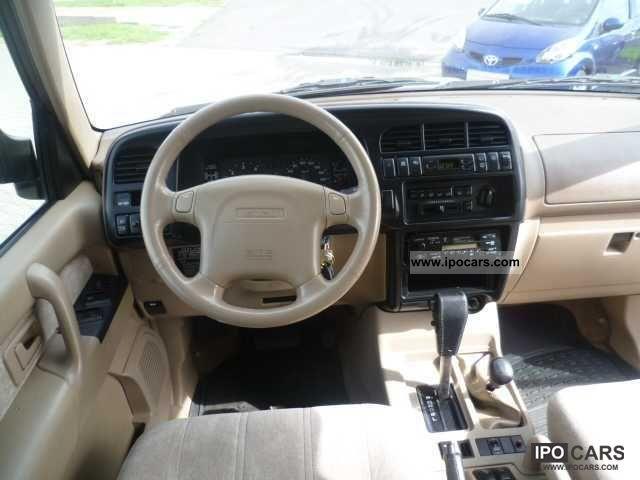 2002 Isuzu Trooper 3 0 Dti Car Photo And Specs