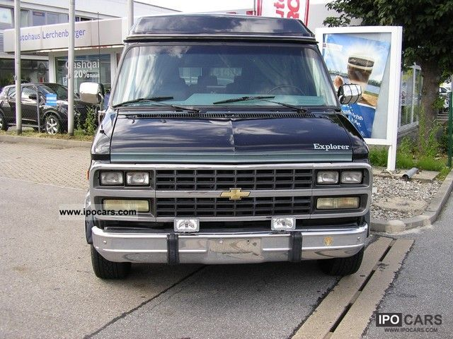 GMC  Explorer 1994 Liquefied Petroleum Gas Cars (LPG, GPL, propane) photo