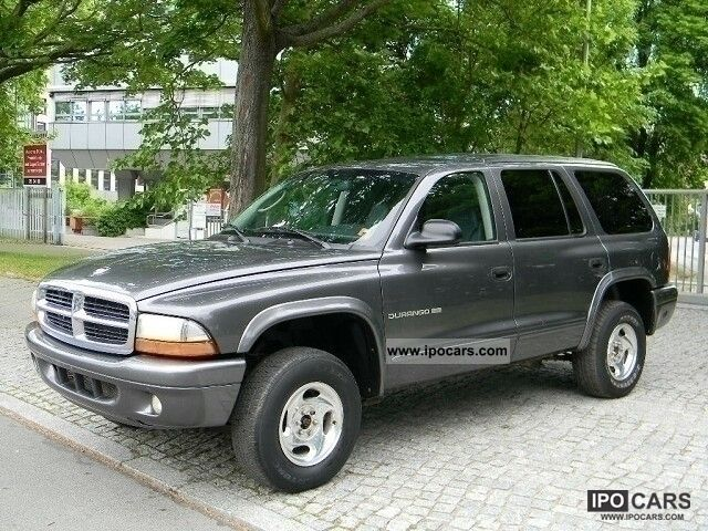 2001 Dodge  4.7 Durango SLT 4x4 * 7-SEATS LPG GAS SYSTEM * AIR Off-road Vehicle/Pickup Truck Used vehicle photo