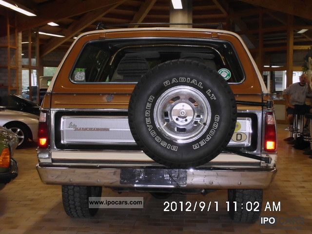 1979 Dodge  Other Off-road Vehicle/Pickup Truck Used vehicle photo