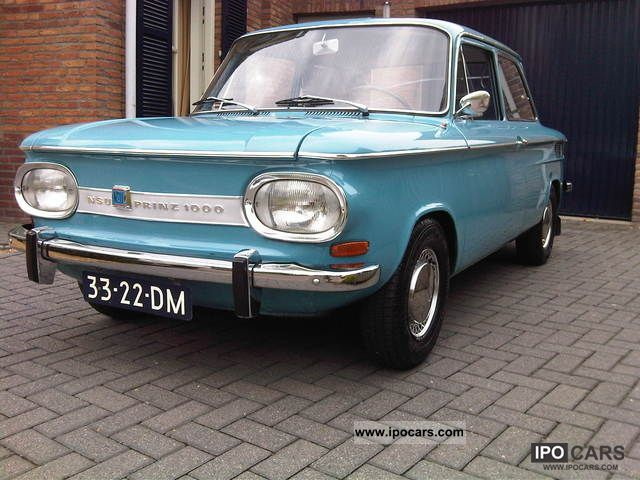 NSU  Other 1967 Vintage, Classic and Old Cars photo