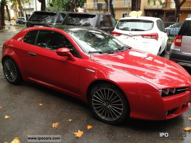 2005 Alfa Romeo  Brera 2.2 JTS Sky Window IMPIANTO GPL! Sports car/Coupe Used vehicle photo