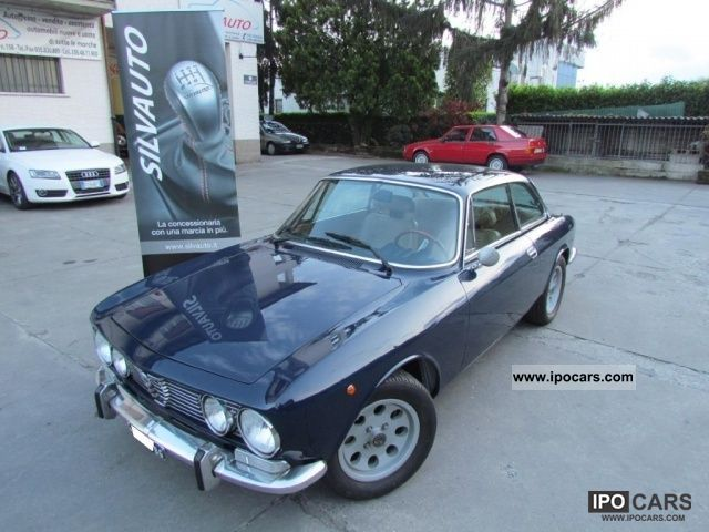 Alfa Romeo  GT 2000 VELOCE TIPO 105.21 130CV 1973 Vintage, Classic and Old Cars photo