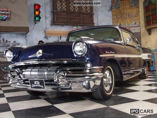Pontiac  Chief Custom Bonneville star Catalina 2D Hardtop 1957 Vintage, Classic and Old Cars photo