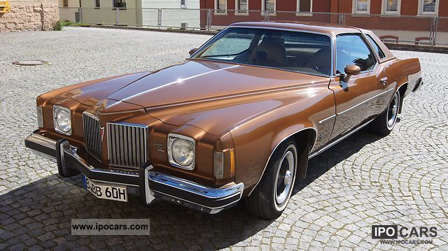 Pontiac  Grand Prix 1974 Vintage, Classic and Old Cars photo