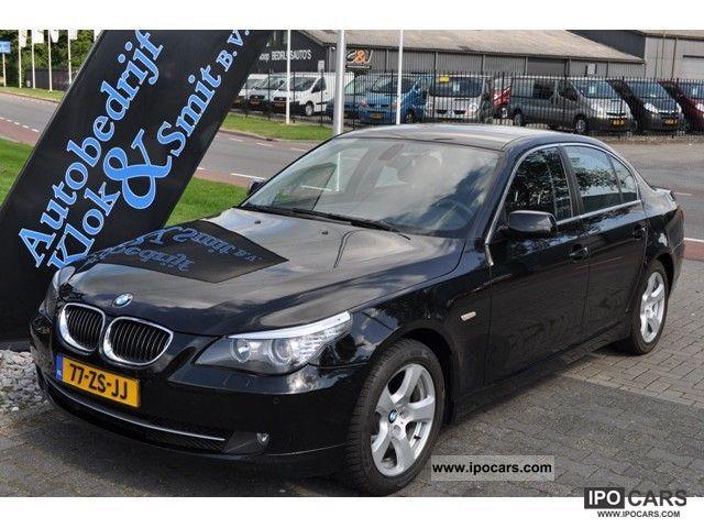 BMW I Automaat Business Line Ecc Navigatie Car - 2008 bmw 525i
