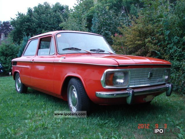 NSU  1200C Prince beautiful little vintage 1973 Vintage, Classic and Old Cars photo