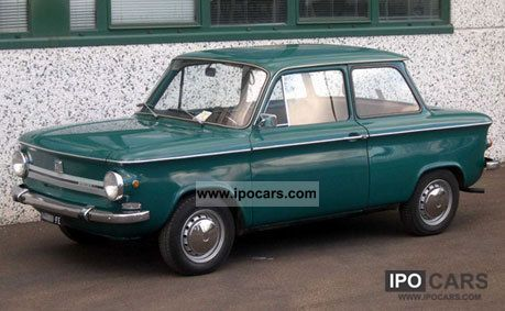 NSU  Prinz 4 L 1971 Vintage, Classic and Old Cars photo