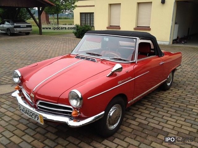 NSU  Spider - like new 1966 Vintage, Classic and Old Cars photo