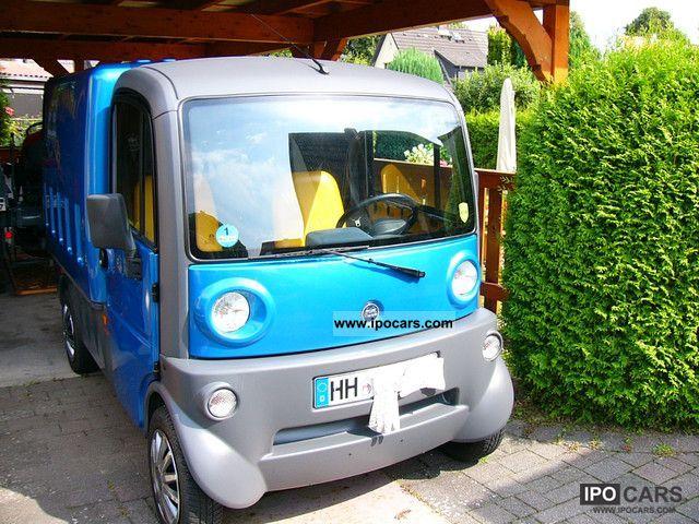 2006 Aixam  Mega Other Used vehicle photo