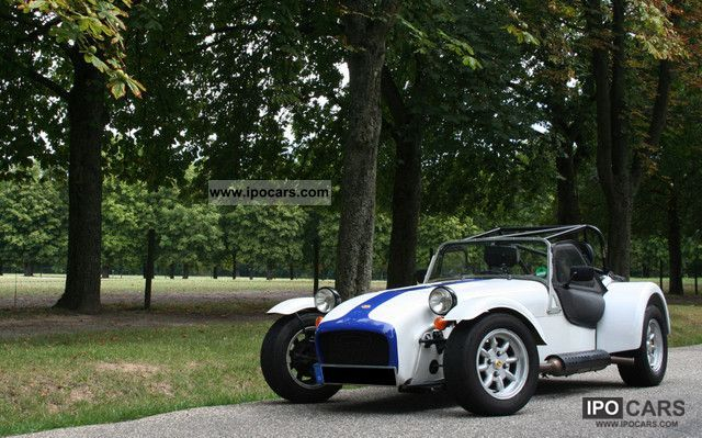 caterham  rover  series supersport car photo
