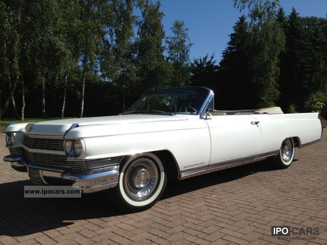 Cadillac  1964 Eldorado Biarritz 1964 Vintage, Classic and Old Cars photo